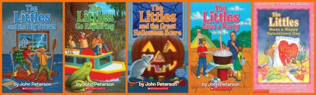 The Littles Books