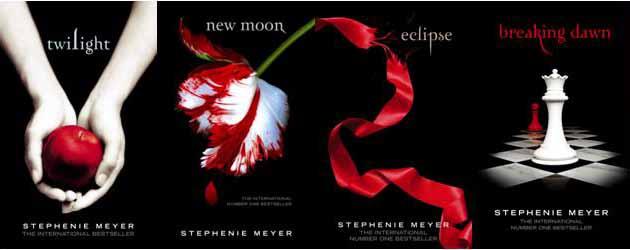 Twilight Book Series