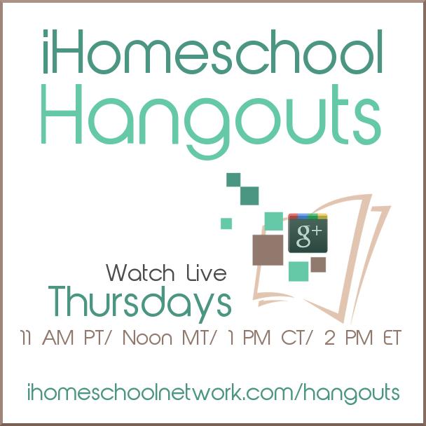 iHomeschool Network G+ Hangouts