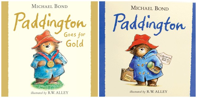Paddington Bear Books