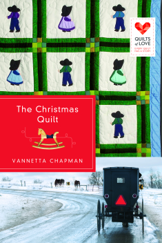 Book Review: Christmas Quilt from Starts At Eight