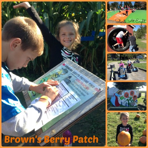 Brown's Berry Patch