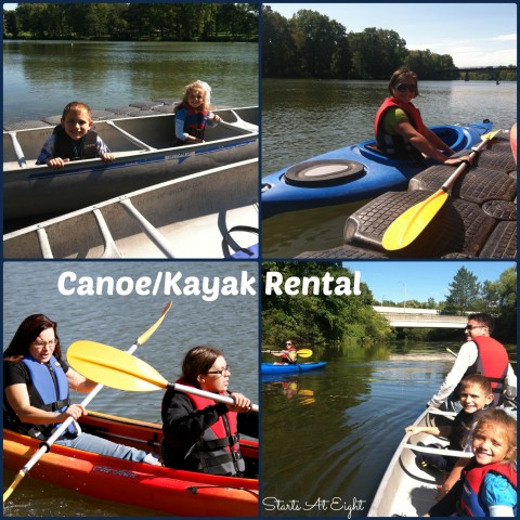 Canoe/Kayak Rental