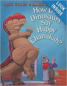 How Do Dinosaurs Say Happy Chanukah