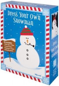 Snowman Dressing Kit