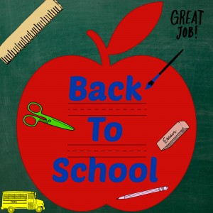 Everything Back To School from Starts At Eight
