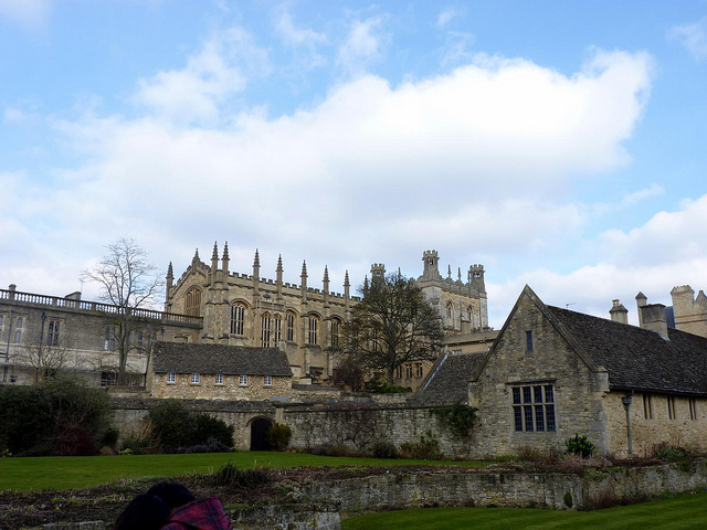 Christ Church College & Chapel