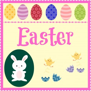 Everything Easter from Starts At Eight