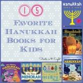 15+ Favorite Hanukkah Books for Kids