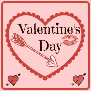 Everything Valentine's Day from Starts At Eight