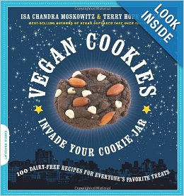 Vegan Cookies Recipe Book