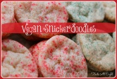 Vegan Snickerdoodles