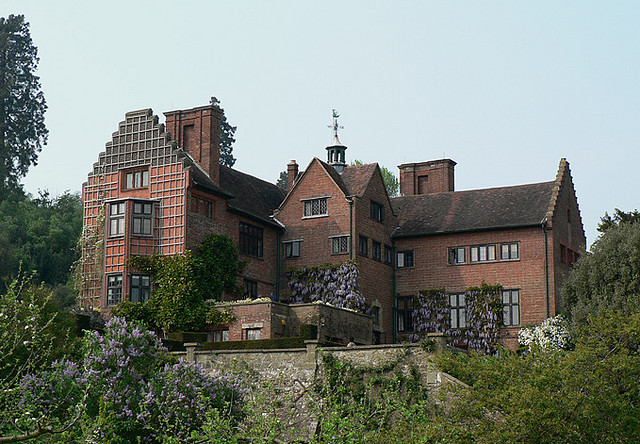 The Chartwell house