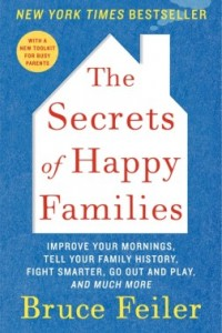 Book Review: The Secrets of Happy Families from Starts At Eight