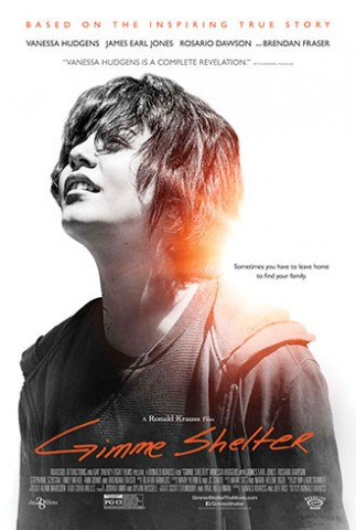 Gimme Shelter Movie Review from Starts At Eight