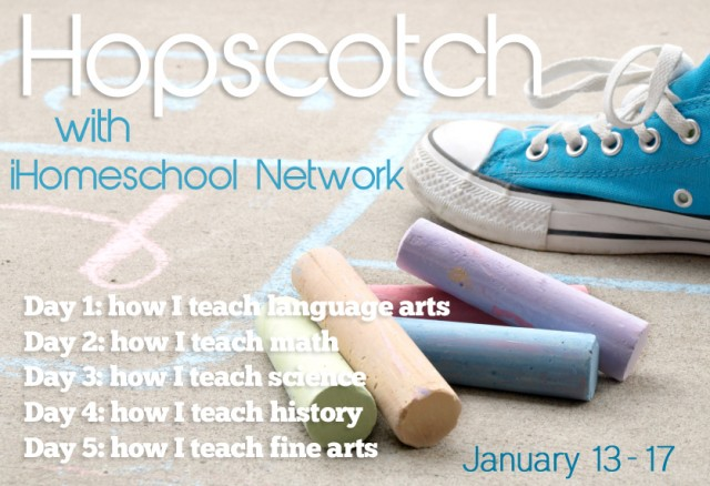 iHN How I Teach Hopscotch