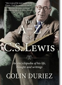 Book Review: The A to Z of C.S. Lewis from Starts At Eight
