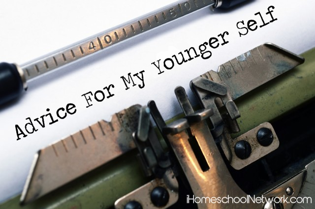 Advice for my younger self at iHN