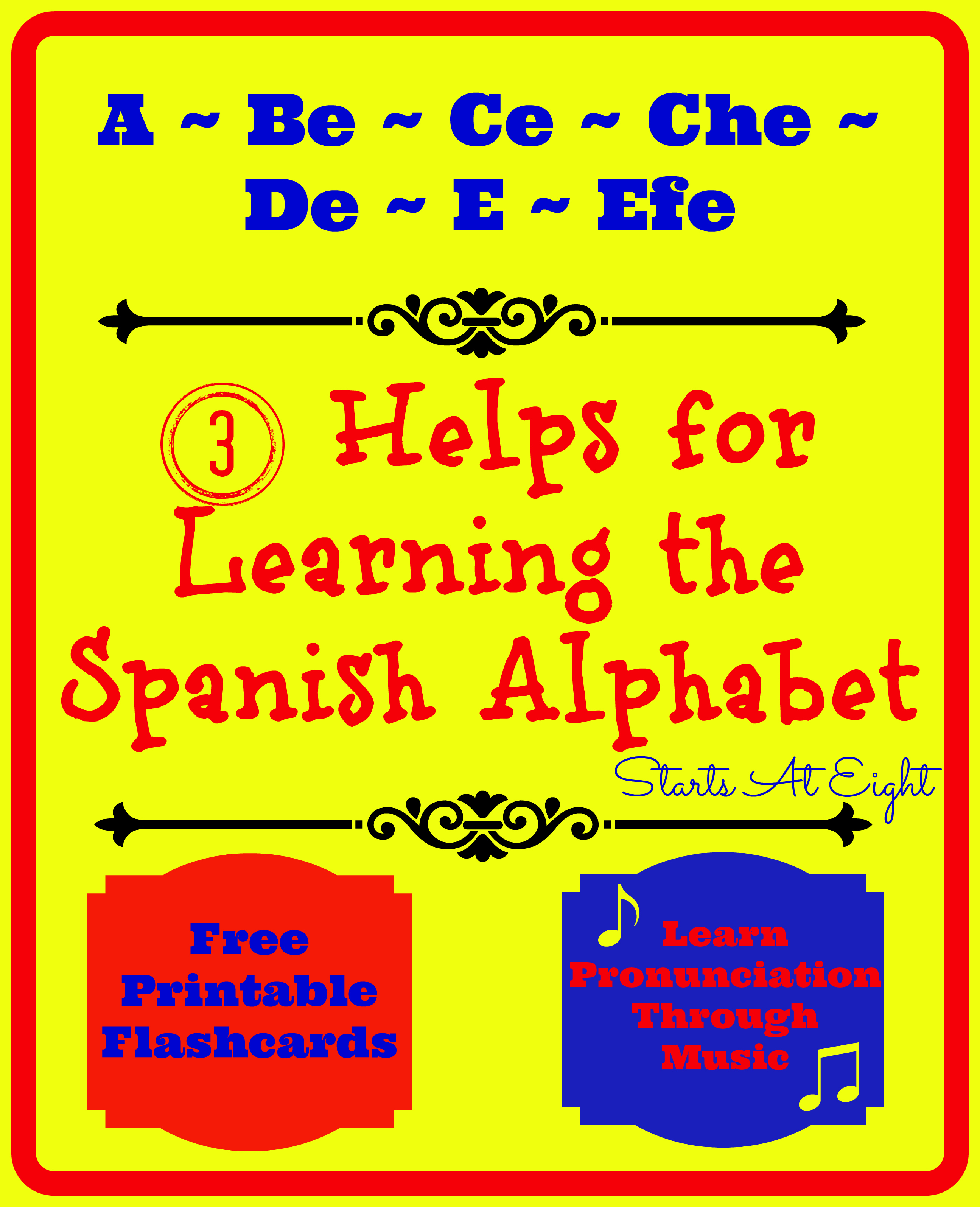 3 Helps For Learning The Spanish Alphabet Startsateight (english pronunciations of daughter from the cambridge advanced learner's dictionary & thesaurus and from the cambridge academic content dictionary, both sources © cambridge university press). startsateight