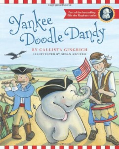 Yankee Doodle Dandy Book Review from Starts At Eight