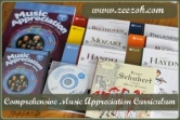 Comprehensive Zeezok Music Appreciation Curriculum