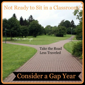 Not Ready to Sit in a Classroom? Consider a Gap Year from Starts At Eight
