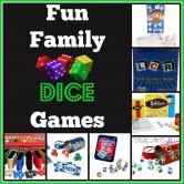 Fun Family Dice Games