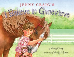 Book Review: I Believe in Genevieve from Starts At Eight
