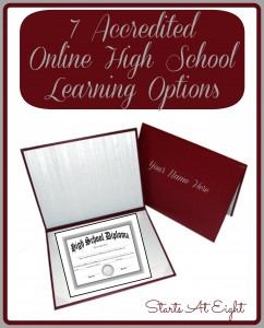 7 Accredited Online High School Learning Options from Starts At Eight