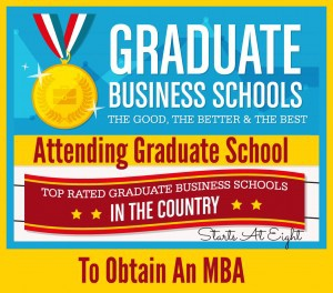 Attending Graduate School to Obtain an MBA