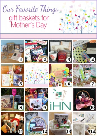 Our Favorite Things Giveaway from iHN