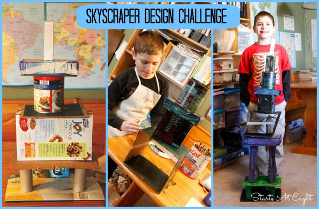 Skyscraper Design Challenge