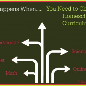 What Happens When.....You Need to Choose a Homeschool Curriculum from Starts At Eight