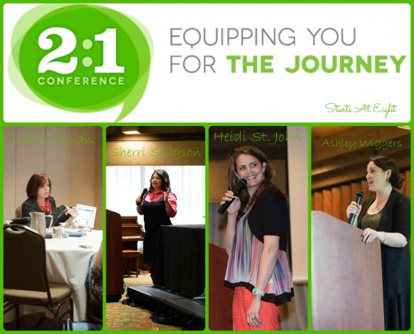 2to1 Conference Speakers