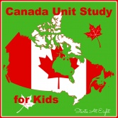 Canada Unit Study for Kids