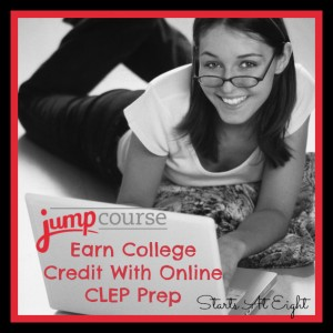 Earn College Credit With Online CLEP Prep from Starts At Eight