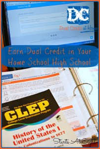 Earn Dual Credit in Your Home School High School from Starts At Eight