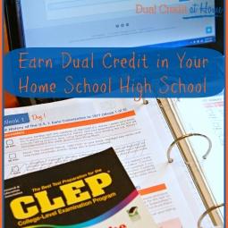 Earn Dual Credit in Your Home School High School