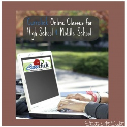 Currclick Online Classes for Middle and High School