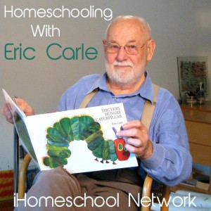 iHN Author Day: Eric Carle