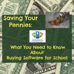 Saving Your Pennies: What You Need to Know About Buying Software for School