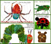 Teach Bugs and Insects Using Eric Carle Books
