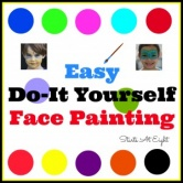 Easy Do-It Yourself Face Painting