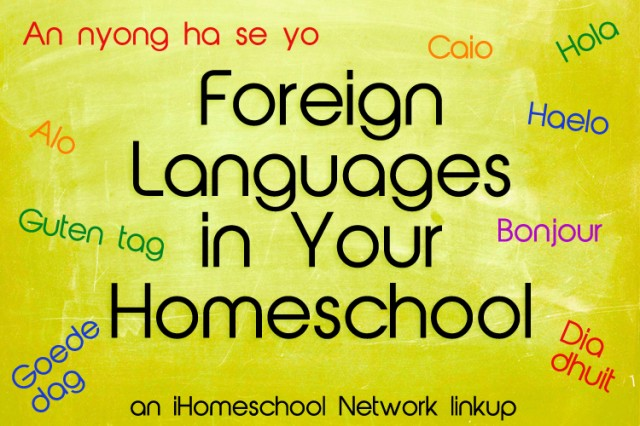 iHomeschool Network Foreign Language Link-Up