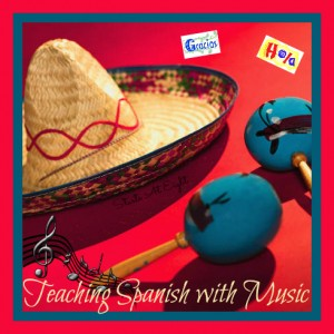 Teaching Spanish With Music from Starts At Eight