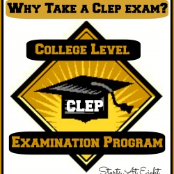Why Take a CLEP Exam?