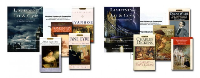 Lightning Literature & Comp British Lit