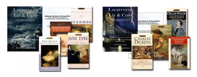 Lightning Literature & Comp British Lit