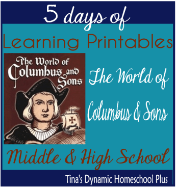 5-Days-Of-Learning-Printables-About-the-World-of-Columbus-and-Sons