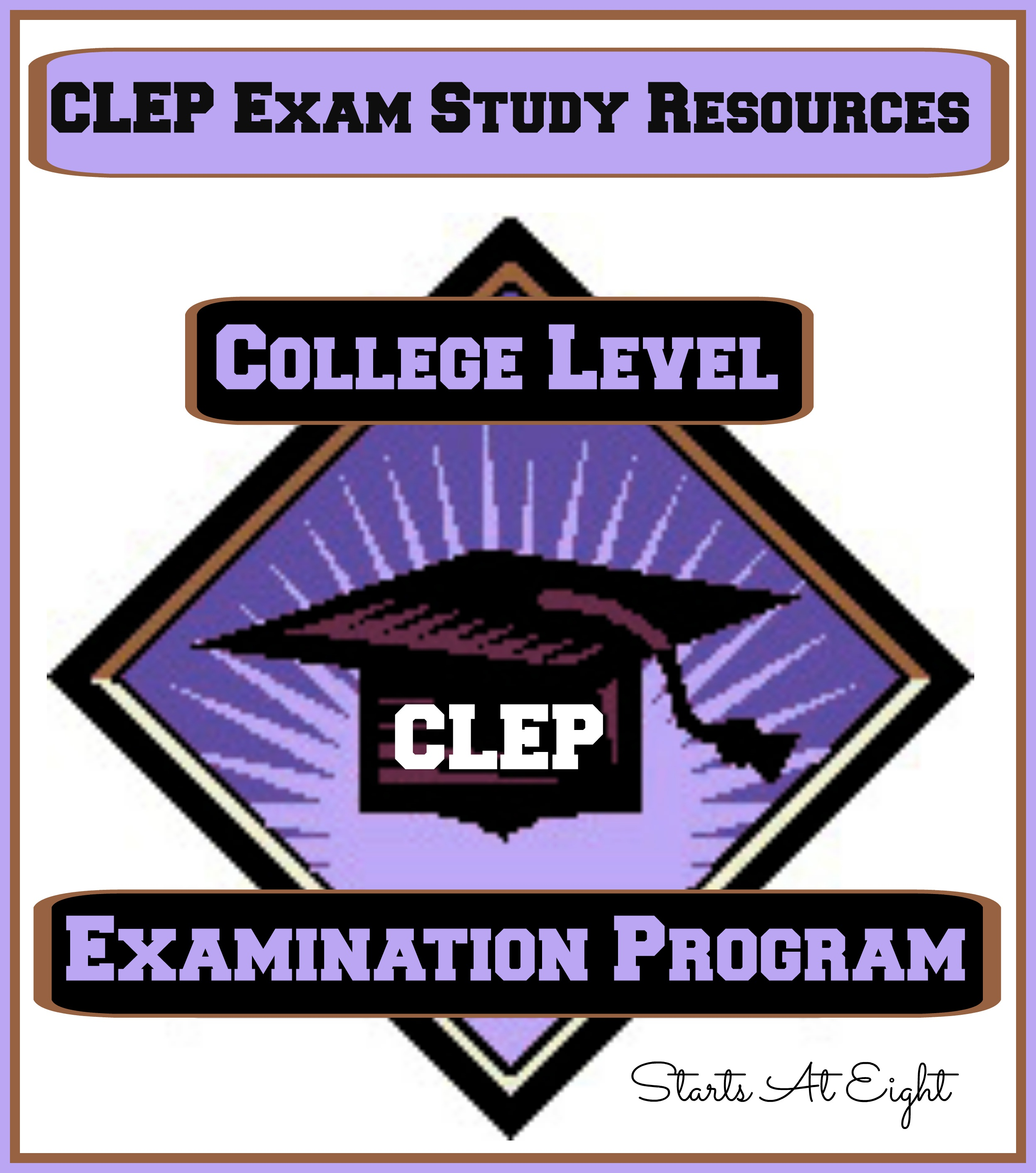 CLEP Exam Study Resources